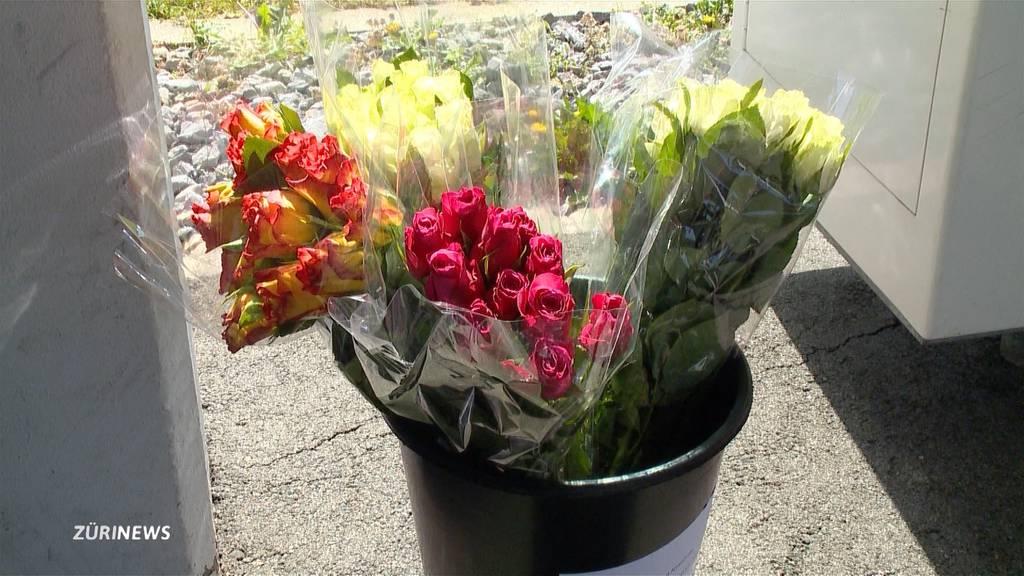 Blumen verschenken statt kompostieren