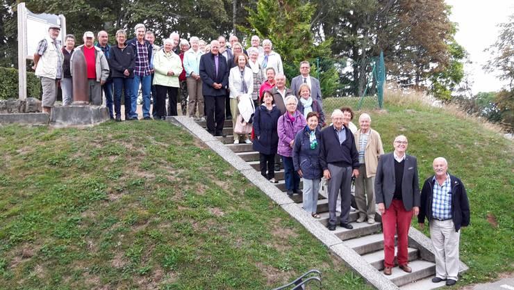 Beschtigung Soldatenfriedhofes Hartmannweilerkopfes