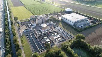 Die ARA Falkenstein in Oensingen heute. In den kommenden Jahren soll sie für 23 Millionen Franken auf den neuesten technischen Stand gebracht werden.
