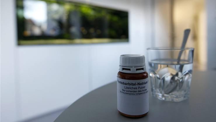 Grundsätzlich dürfen jetzt auch Solothurner Heimbewohner ihrem Leben mit der tödlichen Substanz ein freiwilliges Ende setzen – wenn es ihnen ihr Heim erlaubt.