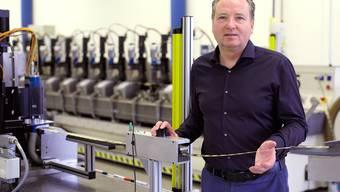 «Eine Jahr reicht keinesfalls, eine ganze Komponenten-Industrie aufzubauen, nachdem man diese Produktion während Jahrzehnten ausgelagert hat.»