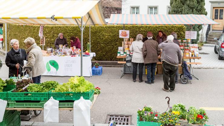 Am Donnerstag, 14. Mai, wird auch der Urdorfer Muulaffemärt auf dem Muulaffeplatz in die Marktsaison 2020 startet. Und zwar um 8 Uhr.