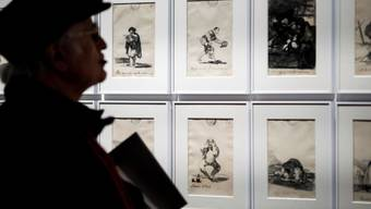 Zum 200. Jahrestag seiner Eröffnung zeigt das Prado-Museum in Madrid eine grosse Sonderausstellung mit Zeichnungen des spanischen Malers und Grafikers Francisco de Goya.