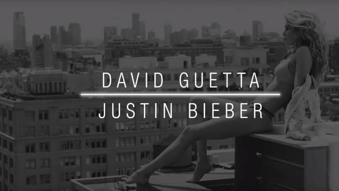 Der neue Song von Justin Bieber und David Guetta