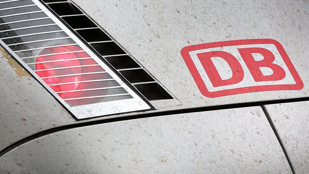 Soll SBB-Wagen sicherer machen: die Deutsche Bahn (DB).