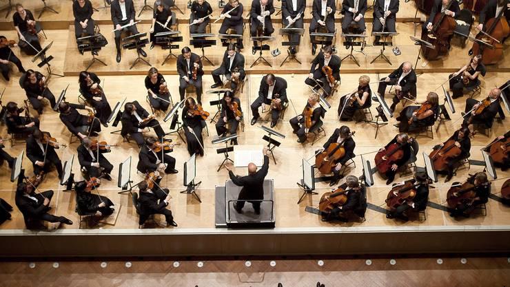 Für seine Proben muss das Sinfonieorchester durch die halbe Region tingeln.