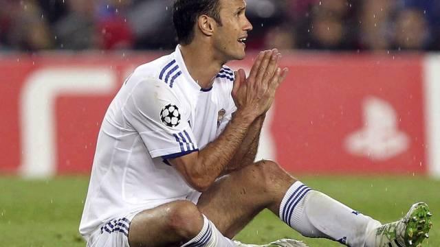 Nur noch für Real: Ricardo Carvalho