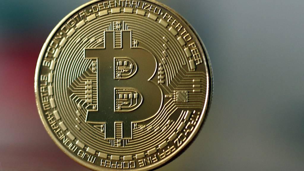 Wer hätte das gedacht: Der Bitcoin kostet wieder weniger als 50'000 US-Dollar pro Einheit (Symbolbild).