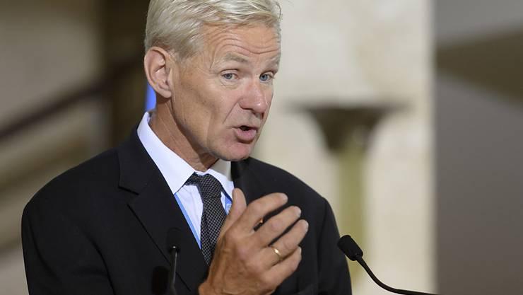 UNO-Berater Jan Egeland fordert eindringlich, Al-Rakkas Zivilbevölkerung zu helfen
