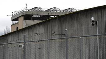 Ausbruch aus Genfer Haftanstalt.