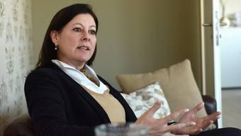 «Die FDP hätte mit Balz Stückelberger kaum grössere Chancen gehabt»: Parteichefin Christine Frey analysiert die verlorenen Ständeratswahlen vom vergangenen Oktober.