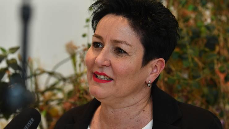 Die bürgerliche Ständeratskandidatin Daniela Schneeberger (FDP) musste sich nach einem äusserst knappen Rennen mit Platz 2 zufrieden geben.