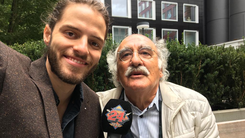Ufem Bänkli mit Pietro Sassi, Gesichtsleser