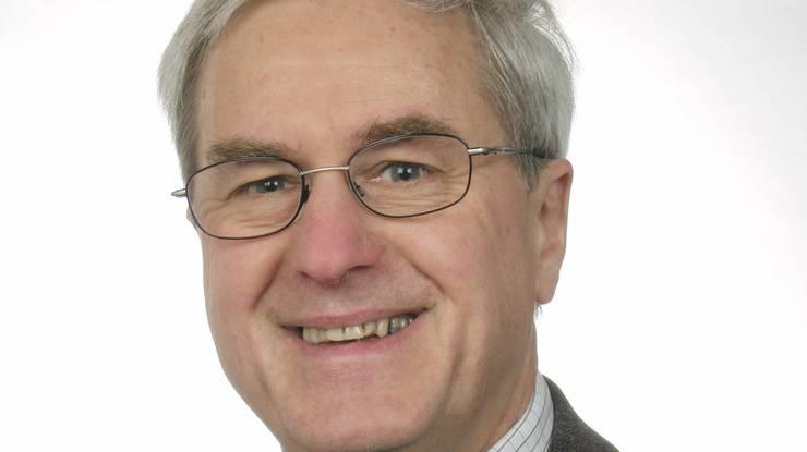 Erich Pfäffli Präsident des Spitex Verbands Kanton Zürich