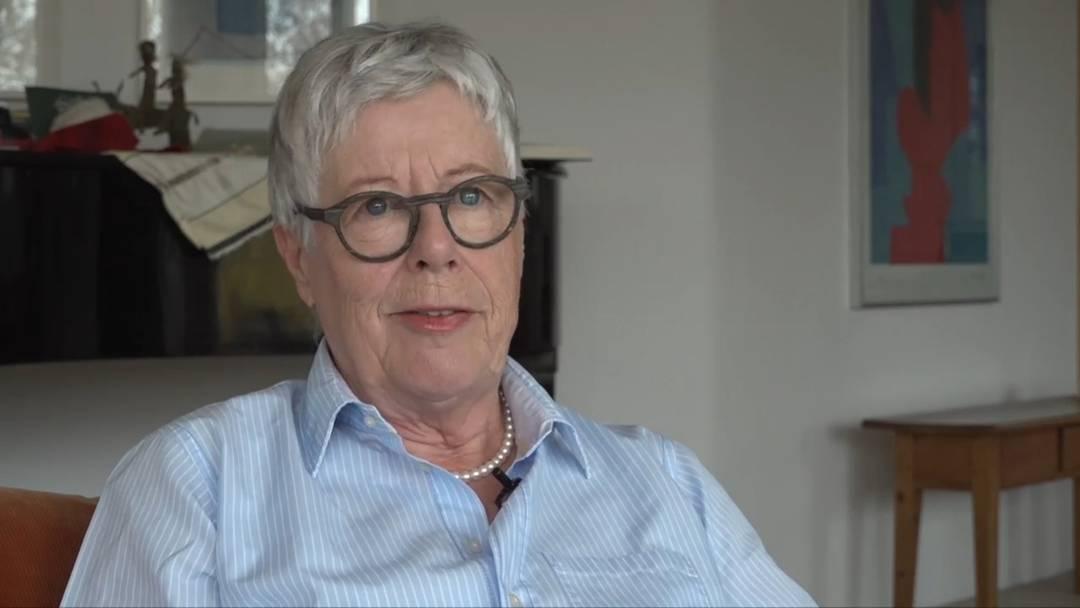 30 Jahre Frauenstimmrecht in Appenzell Ausserrhoden:  Aline Auer erinnert sich