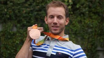 Paralympics-Teilnehmer Tobias Fankhauser.