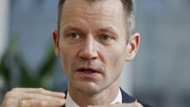 UBS-Chefökonom Daniel Kalt (Archiv)