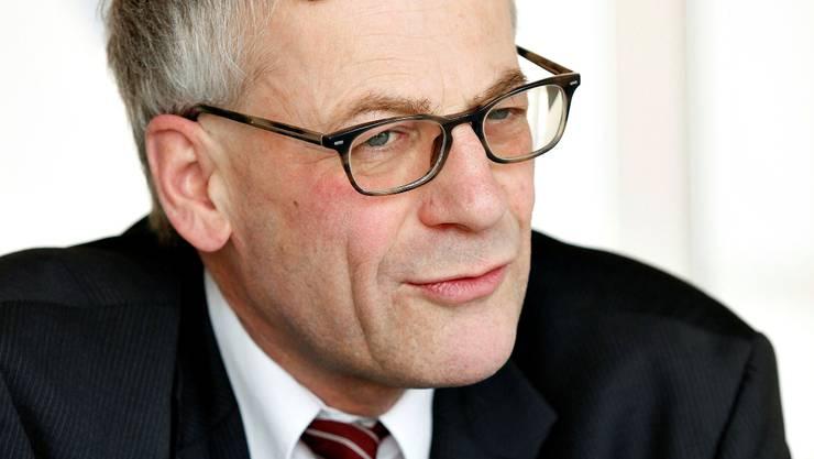 FDP hat Kurt Fluri nominiert. FG