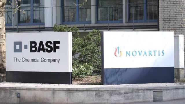 Zugpferd des Schweizer Exports: Die Pharma-Industrie (hier Basel)