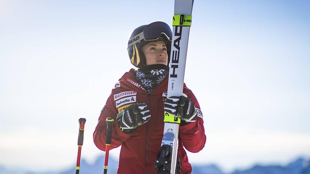 Können die Schweizerinnen im ersten Lauf des Riesenslaloms überzeugen?