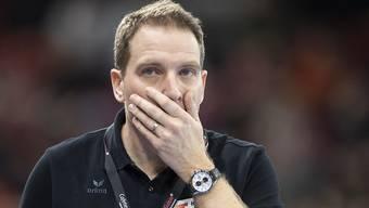 Der Schweizer Nationaltrainer Michael Suter wird sich Gedanken darüber machen, wie gegen die stärker eingestuften Nationen Dänemark und Nordmazedonien Punkte zu holen sind.