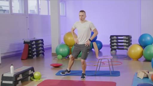 «Gymnastik im Wohnzimmer» vom 17. Juni 2021