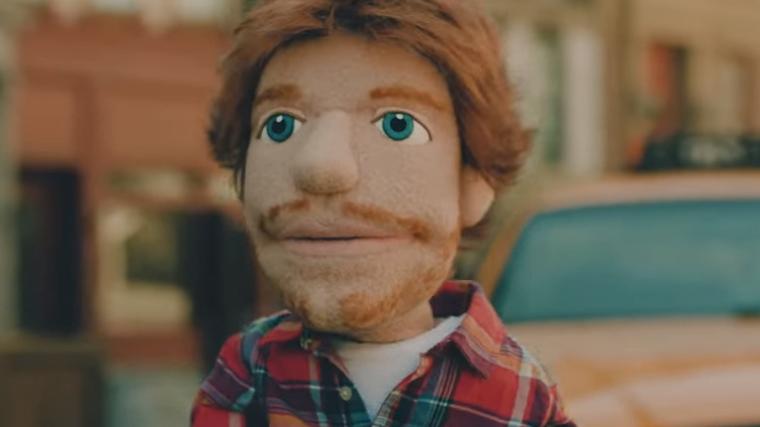 Ed Sheeran mit neuem Song und Musikvideo