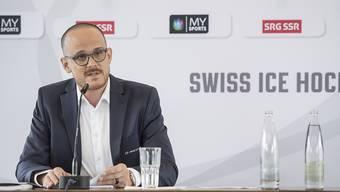 Florian Kohler hat sein Amt als CEO beim Eishockey-Verband Ende November abgegeben. Seine Nachfolge tritt Patrick Bloch an, derzeit Geschäftsführer bei Thurgau in der Swiss League