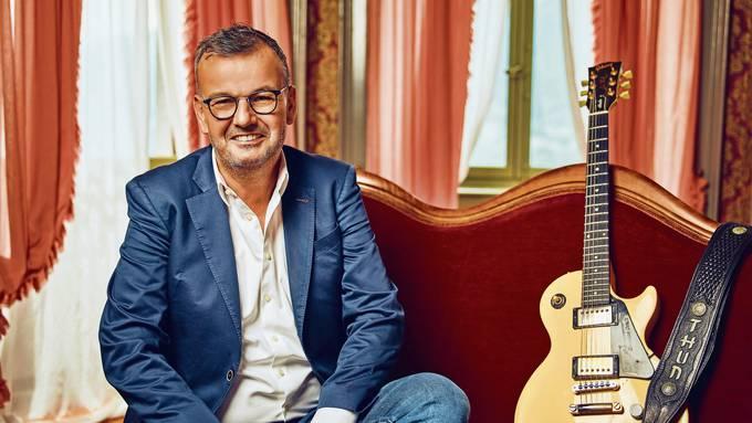 Philipp Fankhauser war ratlos und wusste nicht, ob und wie es mit meinem Leben, mit meiner Musikerkarriere weitergehen sollte.