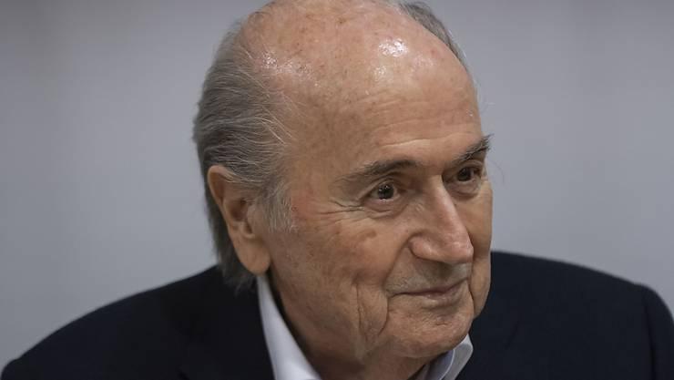 Die Bundesanwaltschaft will ein Strafverfahren gegen den ehemaligen Fifa-Präsidenten Sepp Blatter einstellen. (Archivbild)