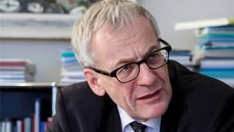 Stadtpräsident Kurt Fluri.