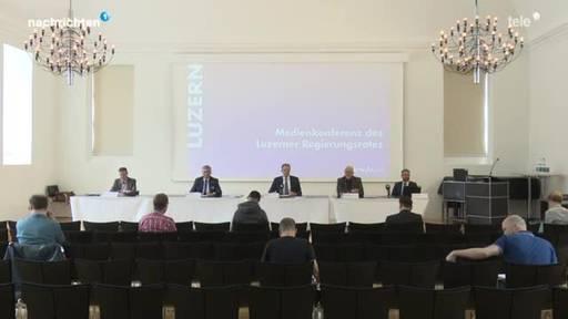 COVID-19: Stand und Perspektiven der Pandemiebekämpfung im Kanton Luzern