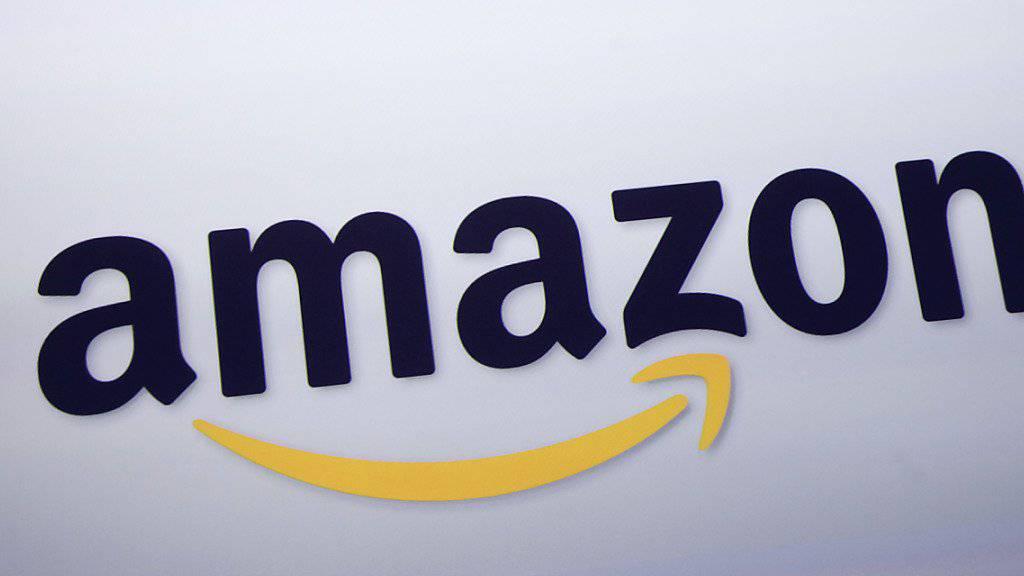 Übernimmt TV-Startup Elemental Technologies: Der US-Konzern Amazon (Archivbild)