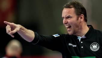 Andy Schmid über Deutschland-Trainer Dagur Sigurdsson: «Er ist der Kopf des Aufschwungs.»