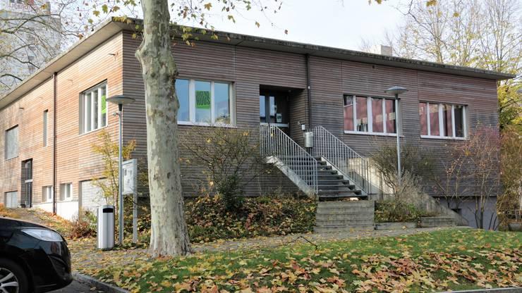Das Kaiseraugster «Jugendhuus» wurde vor rund zehn Jahren eröffnet.