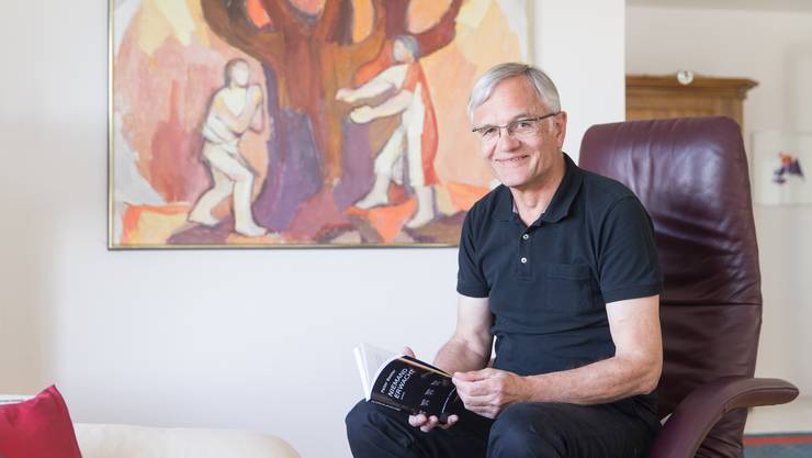 Peter Beeler aus Uitikon hat sein drittes Buch mit dem Titel «Niemand erwacht» auf den Markt gebracht.
