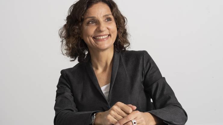Bewährungsprobe: SP-Nationalrätin Gabriela Suter kämpfte in der Kommissionssitzung für ihre Töfflärm-Vorstösse.