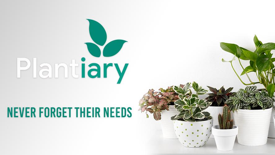Plantiary Titelbild