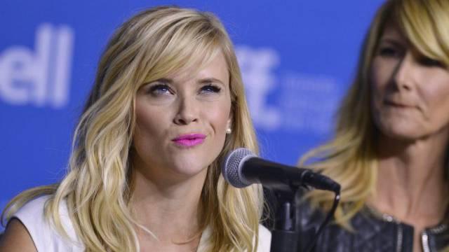 """Nicht ohne mein Makeup"": Südstaatlerin Reese Witherspoon"