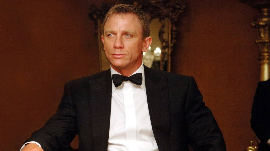 Daniel Craig in «Casino Royale», seinem ersten Bond-Film.