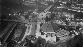 Markthallenkreuzung von 1931
