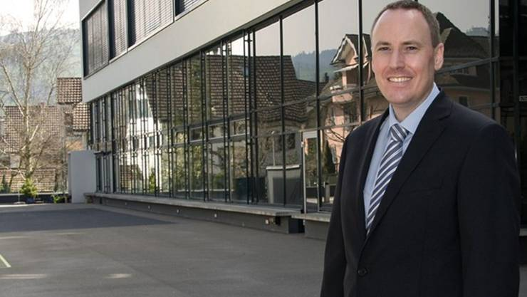 Der Zuger SVP-Kantonalpräsident Markus Hürlimann.