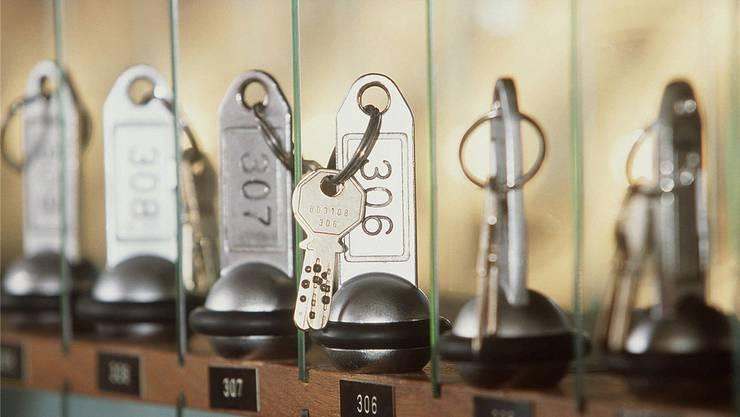 Für den Gast ist die Online-Buchung von Ferien ein Segen.Für die Schweizer Hoteliers wird sie zunehmend zum Fluch. (Symbolbild)