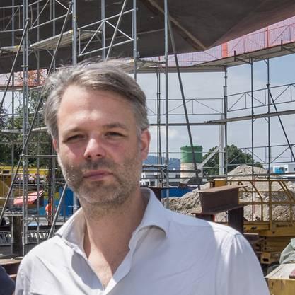 Roger Weber, Architekt