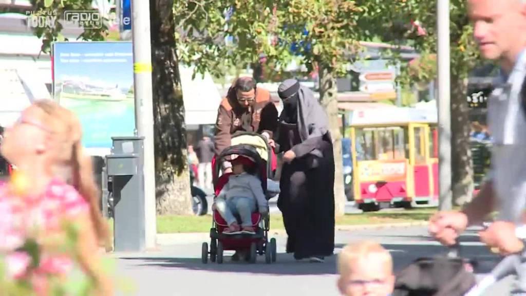 Die Burkainitiative spaltet die SVP