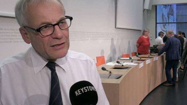MEI: Das sagt die Staatspolitische Kommission des Nationalrats