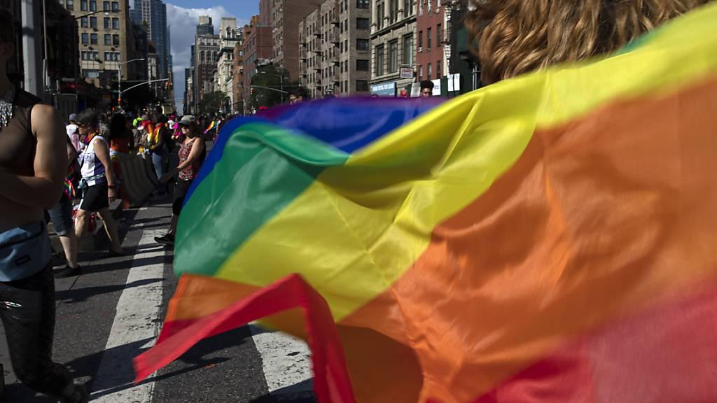 «Pride»-Parade in New York wegen Corona abgesagt