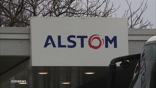 Alstom streicht 1300 Stellen