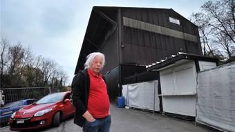 Die strikten Einfuhrbedingungen der Schweiz bereiten Z7-Chef Norbert Mandel Probleme. (Archiv)