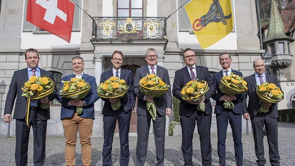 SVP luchst FDP einen Sitz in der Urner Regierung ab